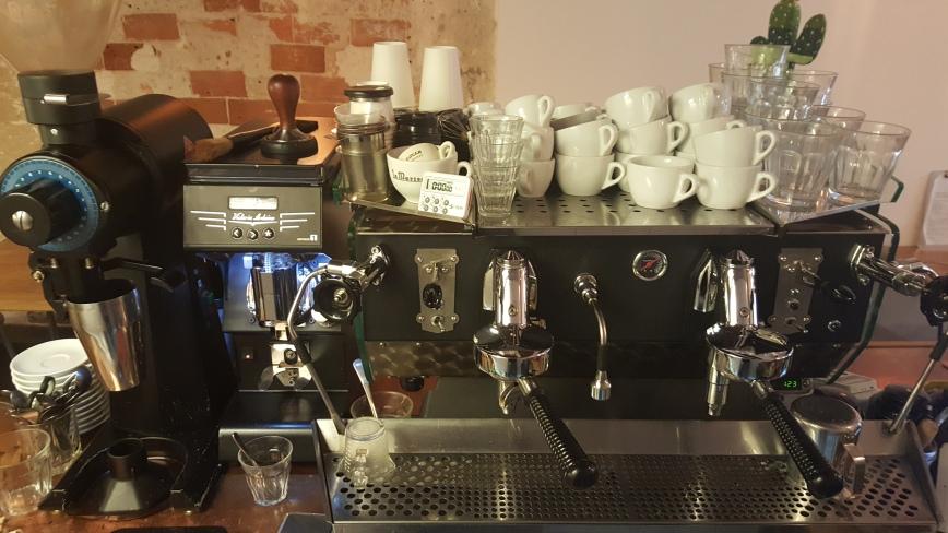 Mana Espresso