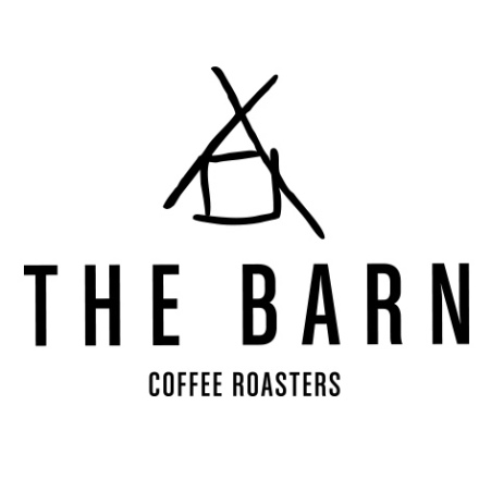 logo the barn